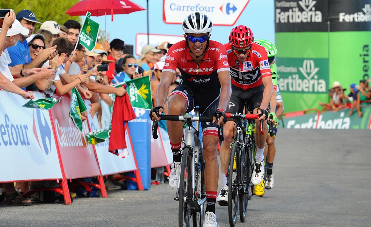 Victoria de Lutsenko, resurge Contador y castigo para Nibali y Bardet