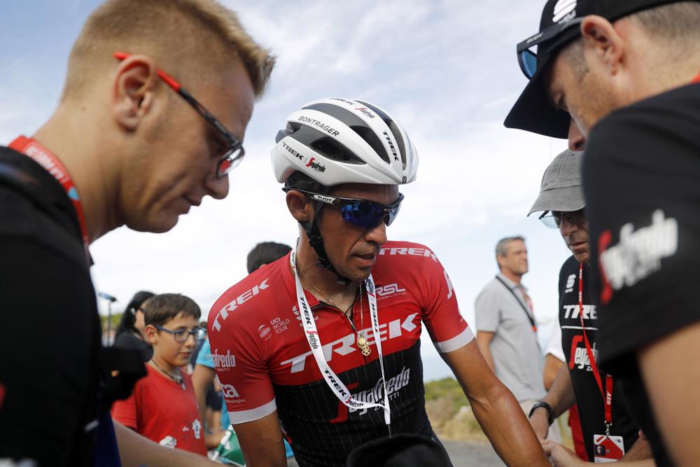 """Contador: """"Froome necesita distanciar a sus rivales"""""""