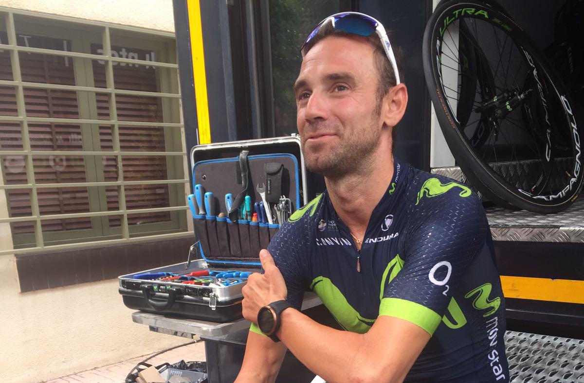 """Valverde: """"Estoy recuperando antes de lo que pensaba"""""""