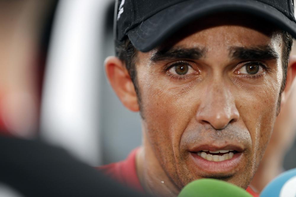 "Contador: ""He preferido atacar en vez de esperar al final"""