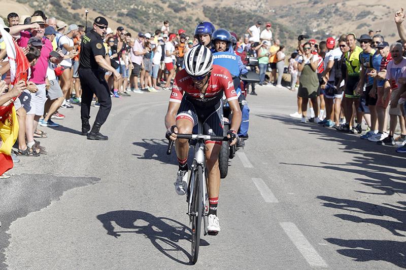 """Contador: """"Con los potenciómetros el ciclismo cada vez es menos para valientes"""""""
