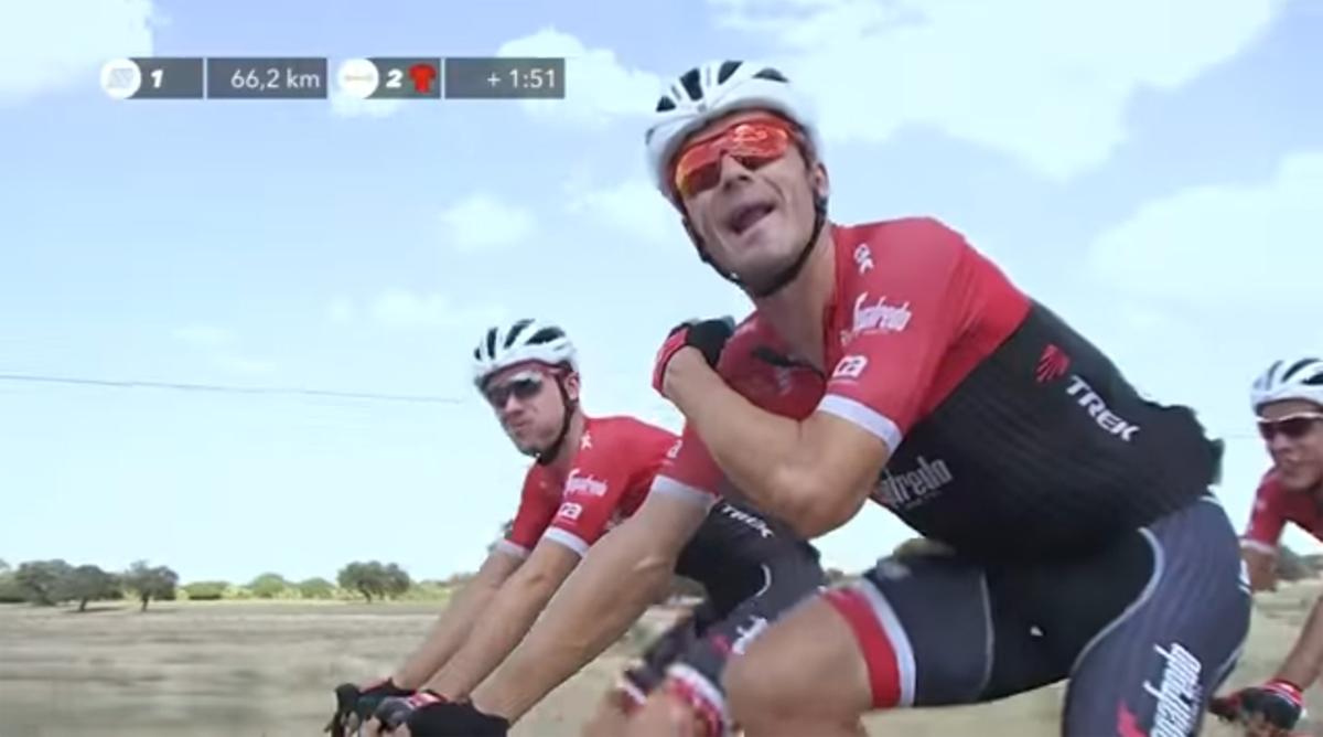 """Vídeo: Contador, Irizar y Theuns cantan """"para bailar la bamba"""""""