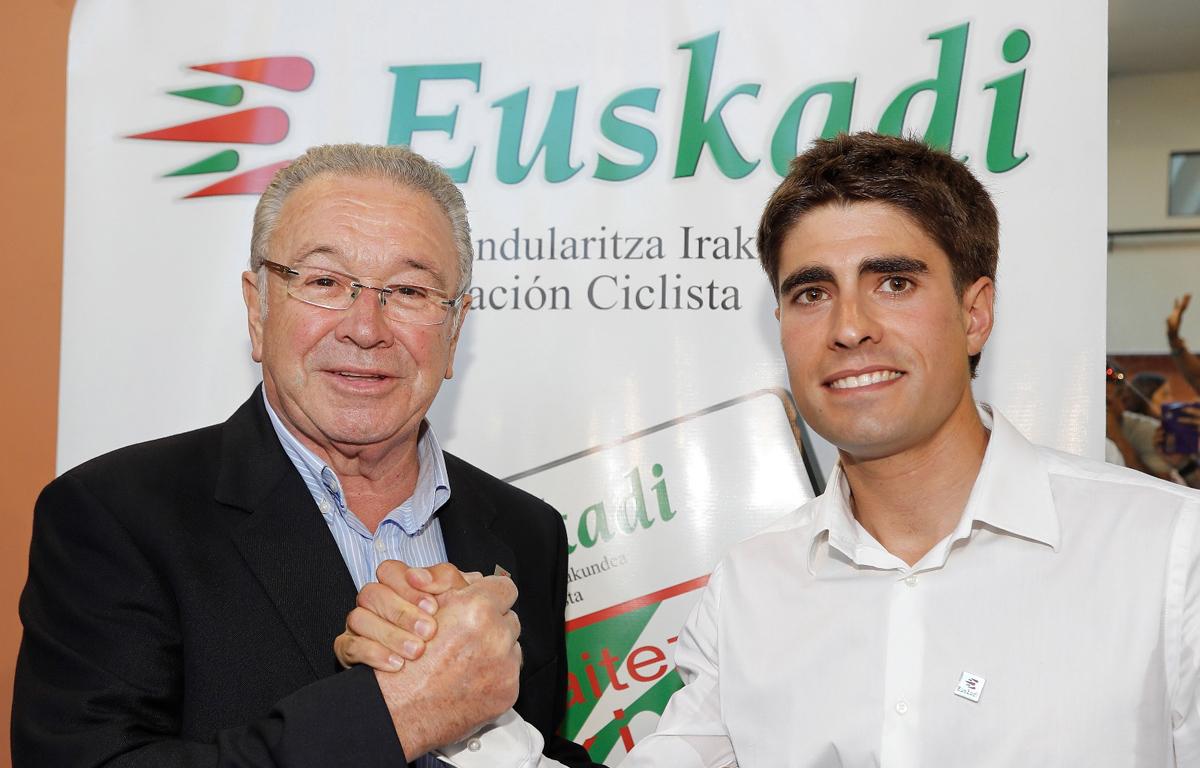 Landa asume la presidencia de la Fundación Euskadi