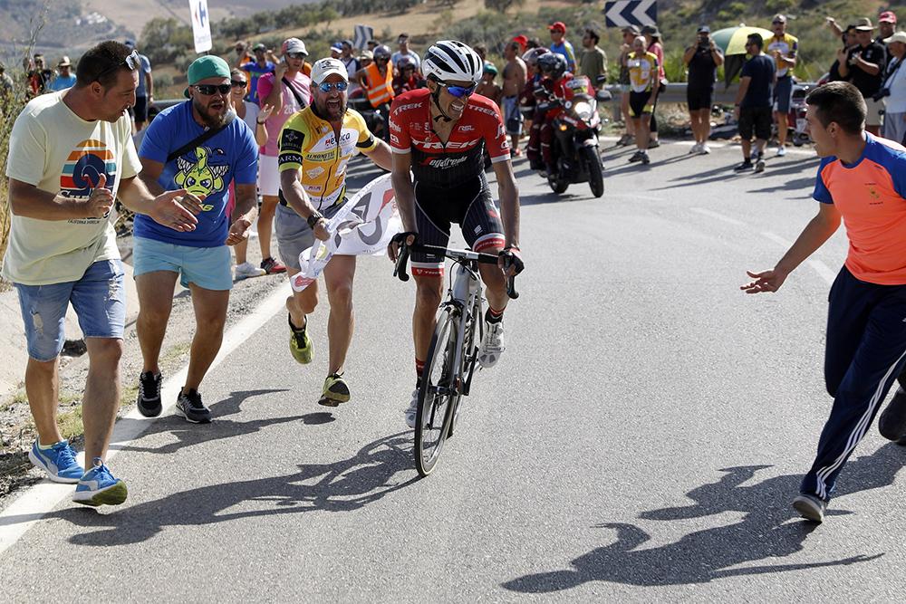 Alberto Contador, el kamikaze del pelotón