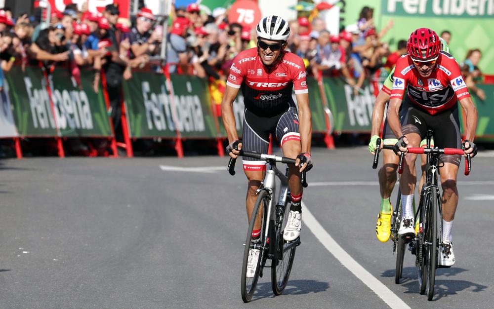 """Contador: """"Le he dicho a Froome que en tres días le dejo tranquilo"""""""