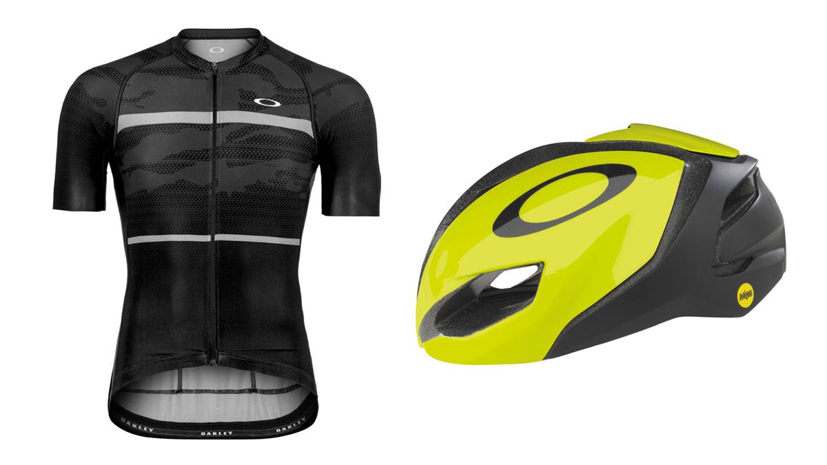 Oakley presenta su primera colección de cascos y equipaciones