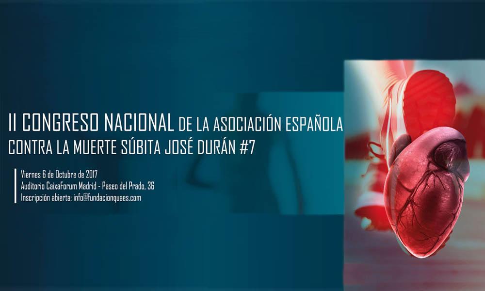 II Congreso Nacional Muerte Súbita Madrid
