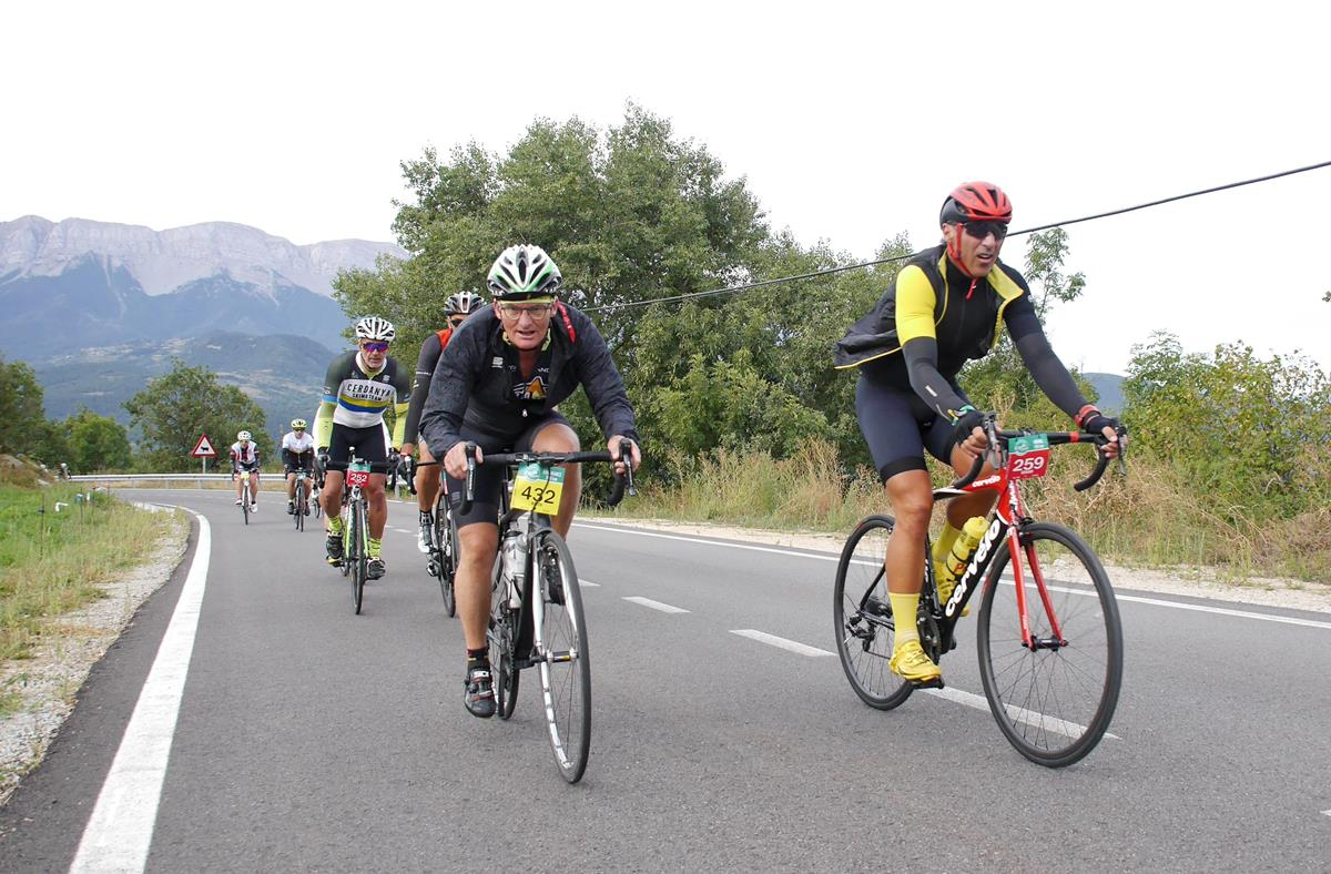 Galería: las fotos de la Cerdanya Cycle Tour