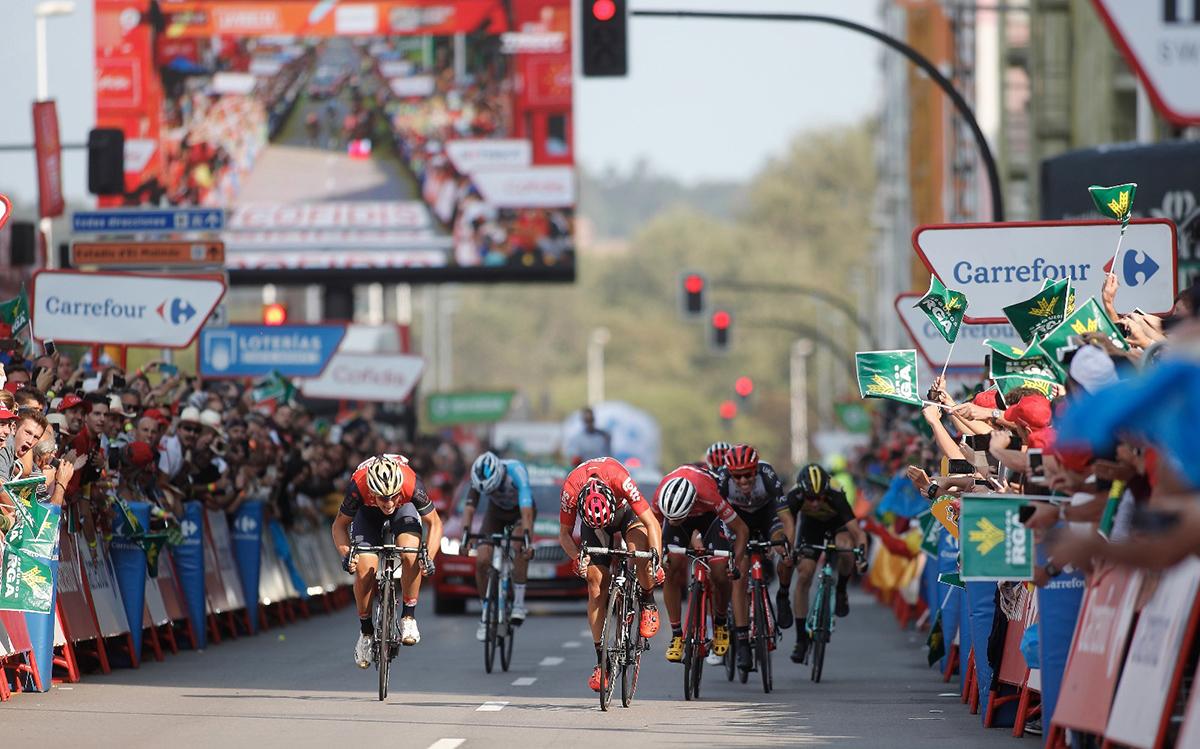 Contador y Cortina son enormes