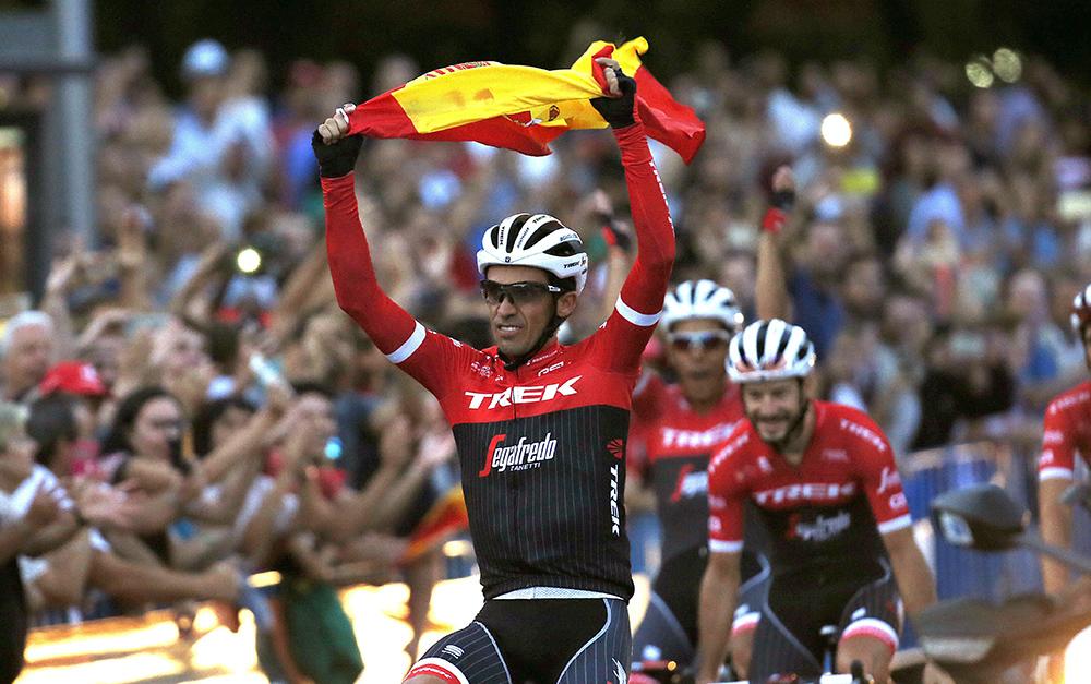 """Contador: """"Ha sido un día mágico"""""""