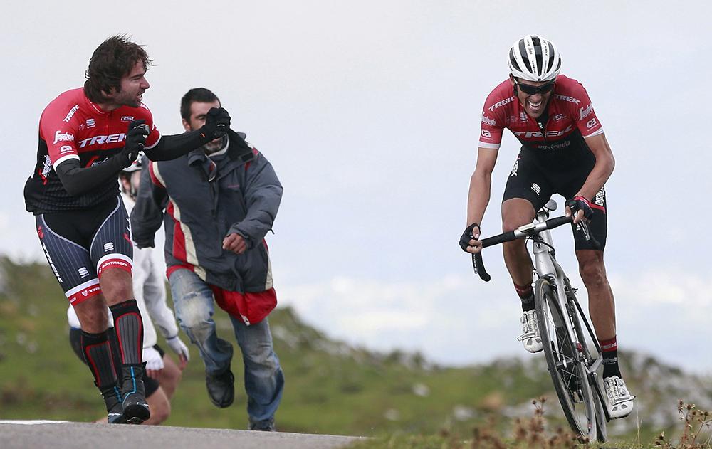La Vuelta a España 2017, la más vista desde 2011
