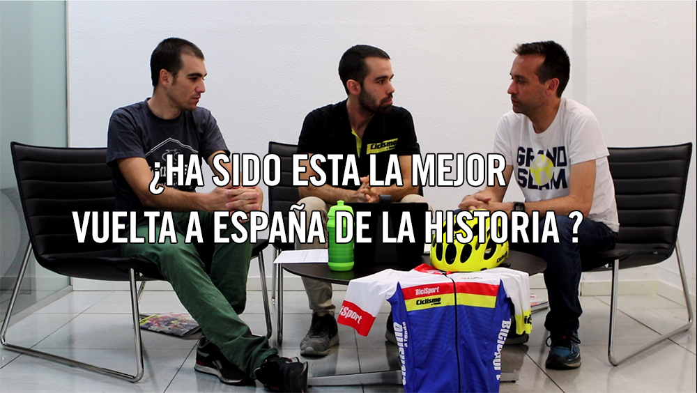 #TertuliaCAF: ¿Ha sido esta la mejor Vuelta a España de la Historia?