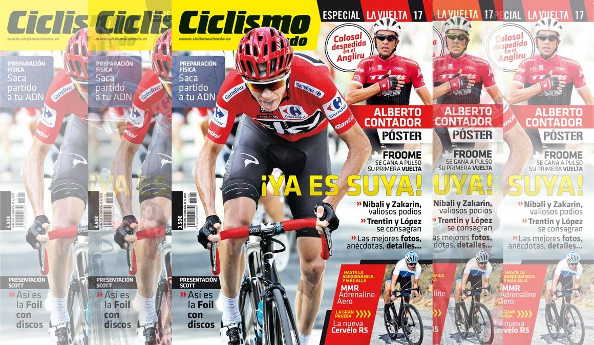 ¡Ciclismo a Fondo 395 ya a la venta!