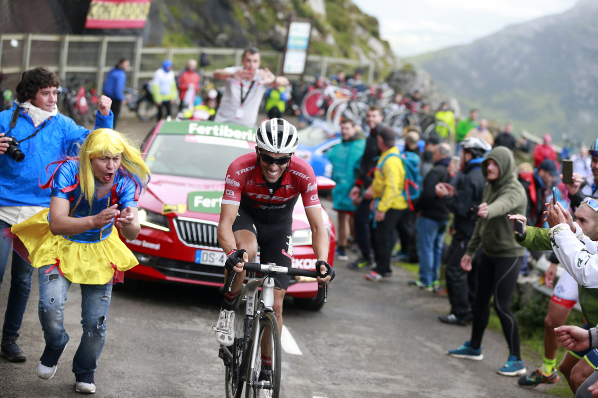 Galería: las mejores fotos de la Vuelta 2017