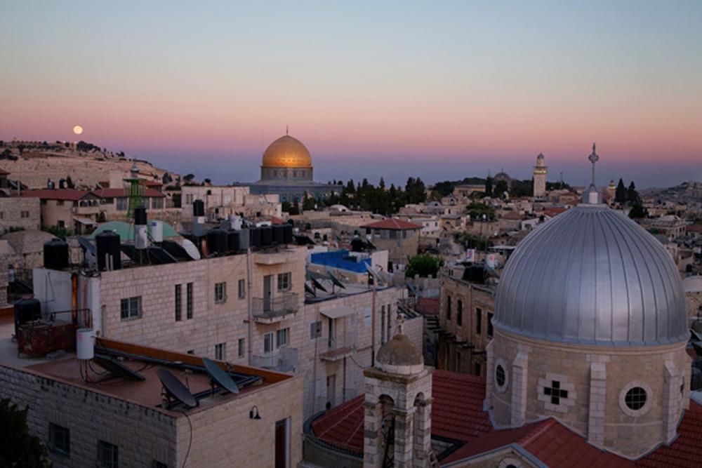 Oficial: El Giro 2018 saldrá desde Israel