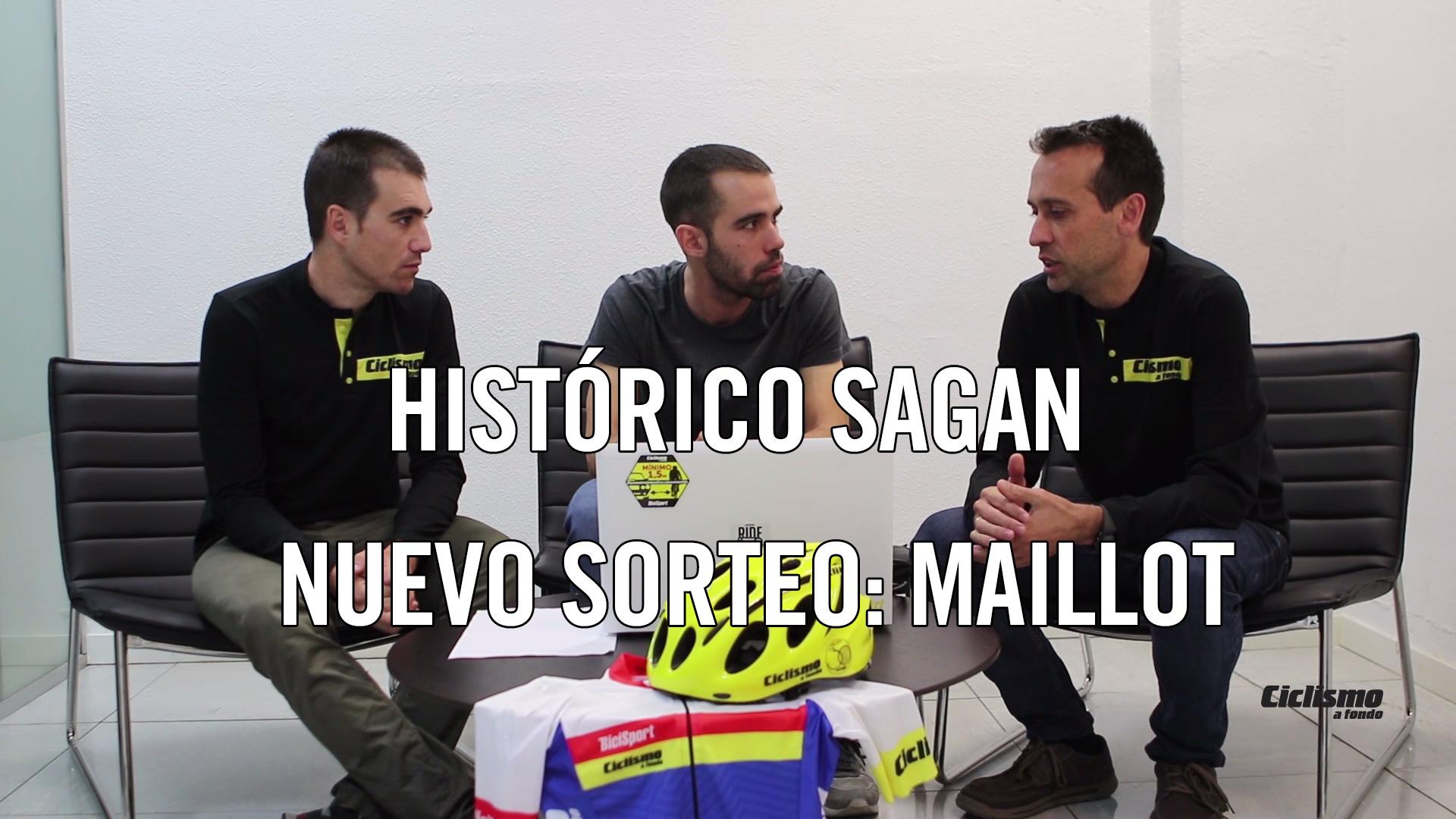 #TertuliaCAF: Histórico Sagan