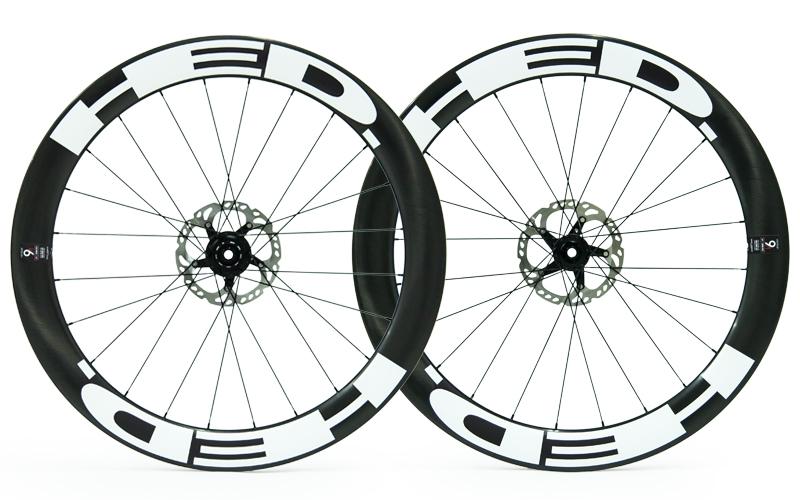 HED lanza las nuevas ruedas Vanquish 6 Carbon Clincher