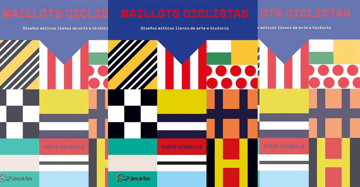 """Ya a la venta el libro """"Maillots ciclistas"""""""