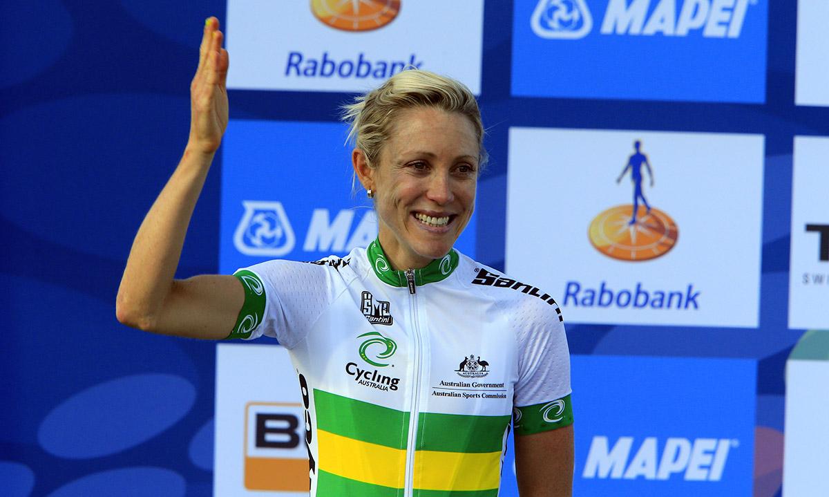 Rachel Neylan, veteranía para el Movistar Team femenino