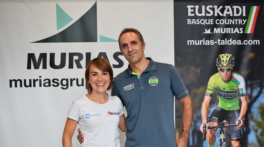 Euskadi-Murias y Bizkaia-Durango se unen para lanzar un equipo femenino