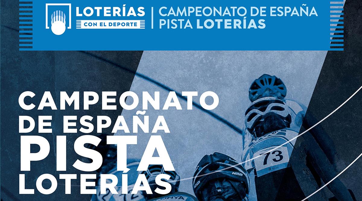 El Palma Arena, preparado para el Campeonato de España de pista Loterías