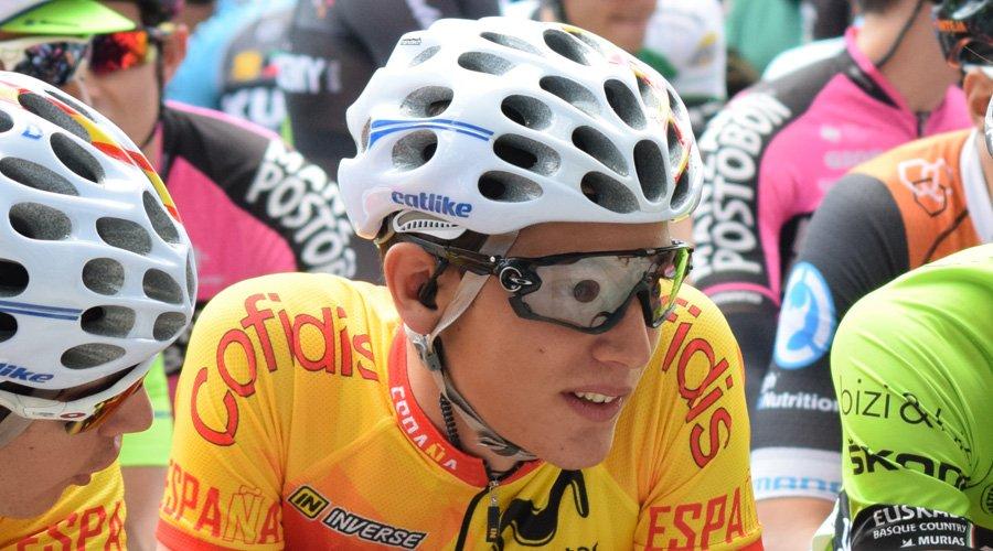 Fernando Barceló será profesional en el Euskadi-Murias