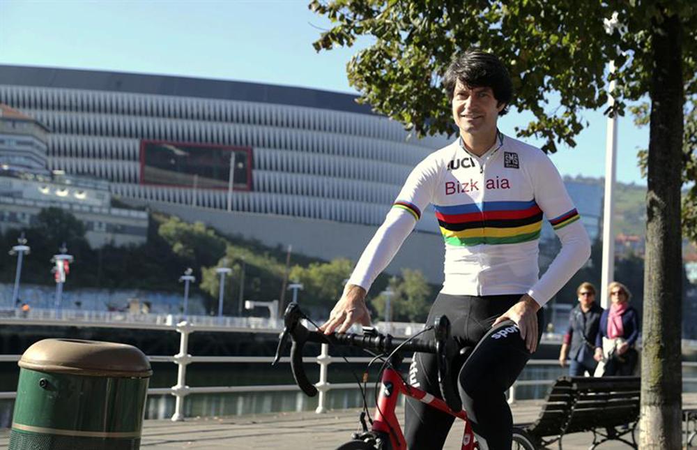 ¿Un Mundial de ciclismo en Bizkaia?