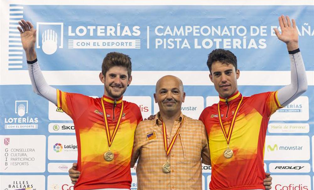 Repóker de Albert Torres en el Campeonato de España Loterías