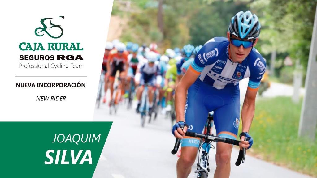 Caja Rural-Seguros RGA confirma el fichaje de Joaquim Silva
