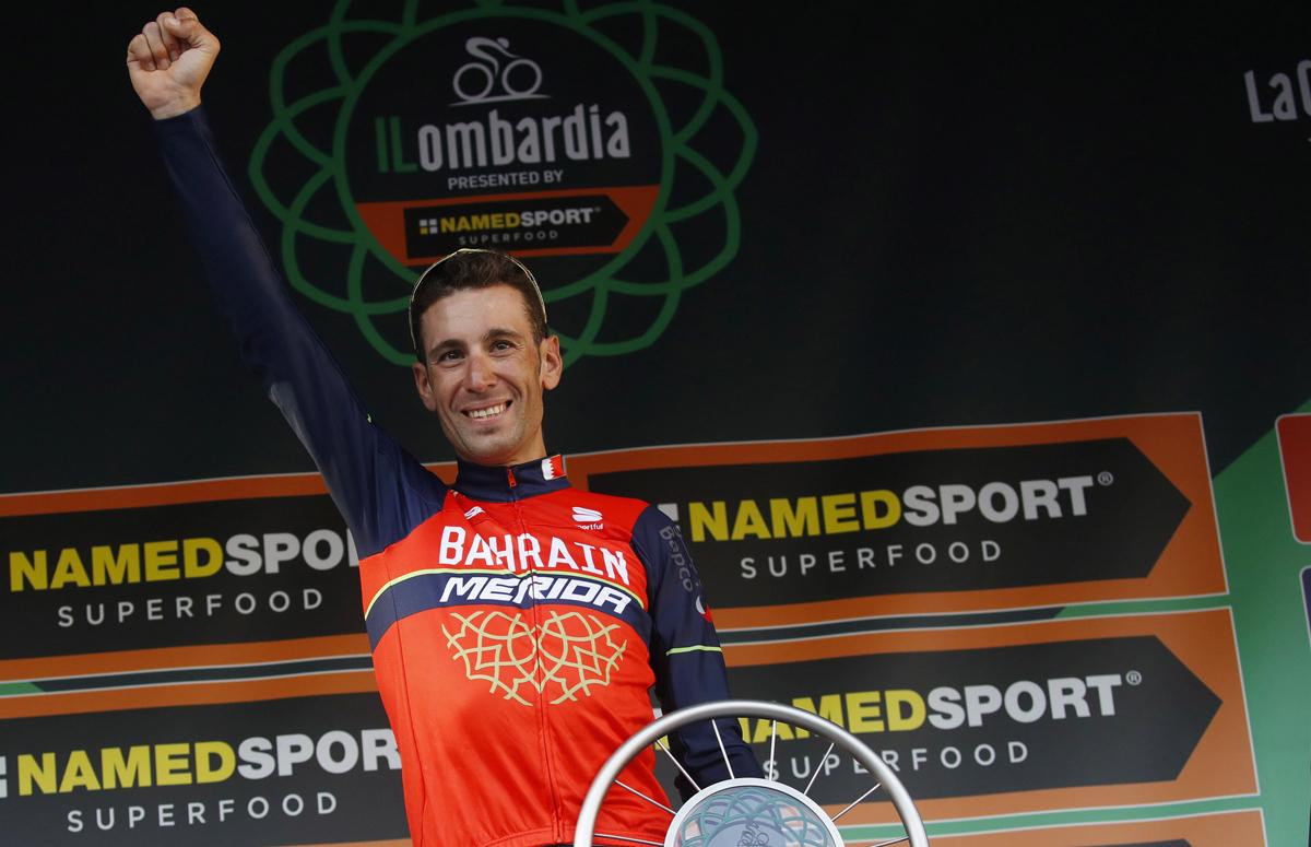 Nibali correrá la Vuelta en 2018 y duda entre Giro y Tour