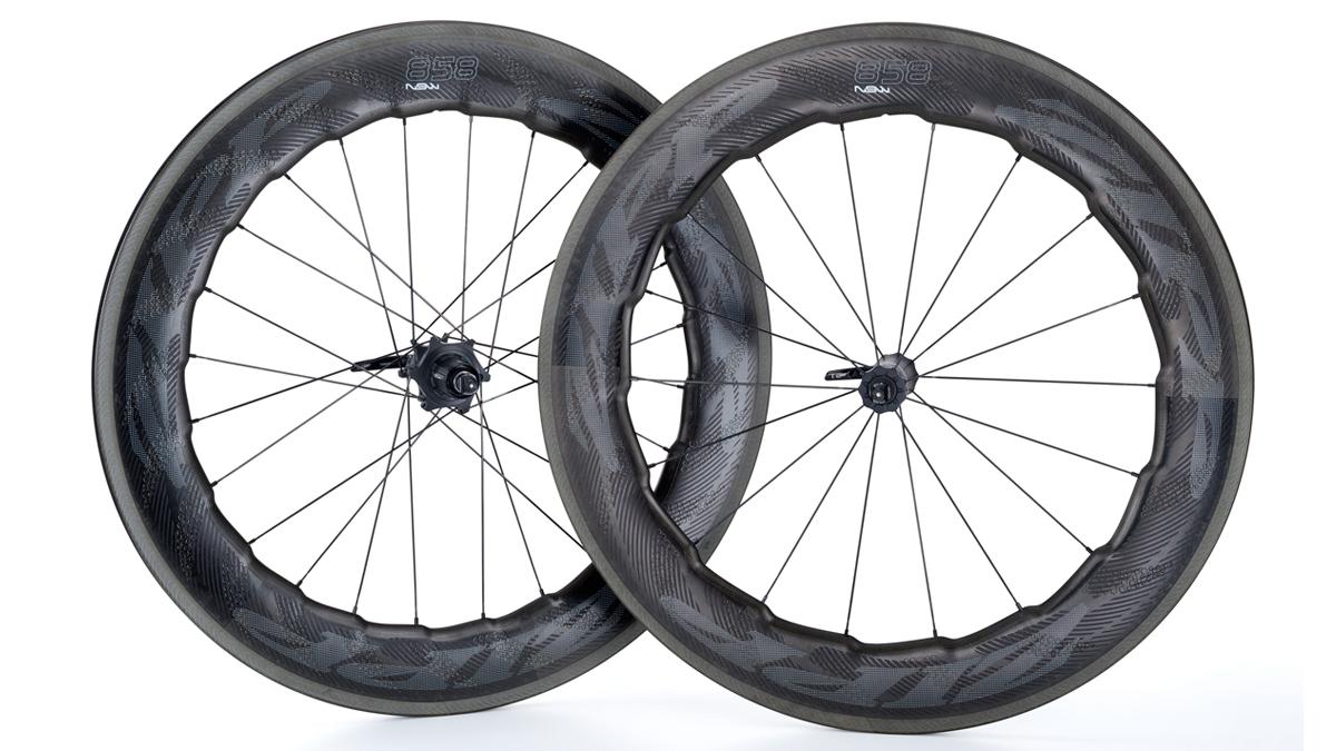 Zipp lanza las nuevas ruedas 858 NSW