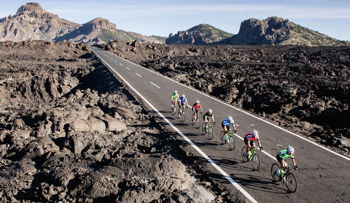 Tenerife Iberostar Bike Experience 2017