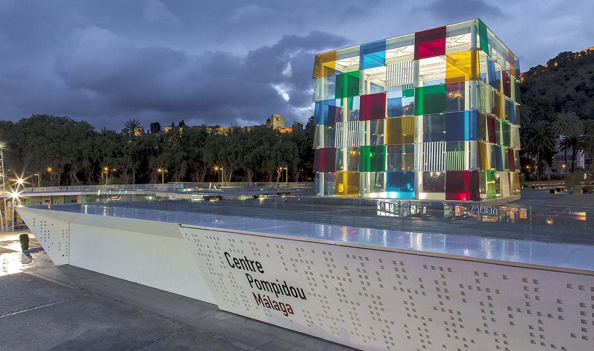 La Vuelta 2018 arrancará con una crono desde el Museo Pompidou de Málaga