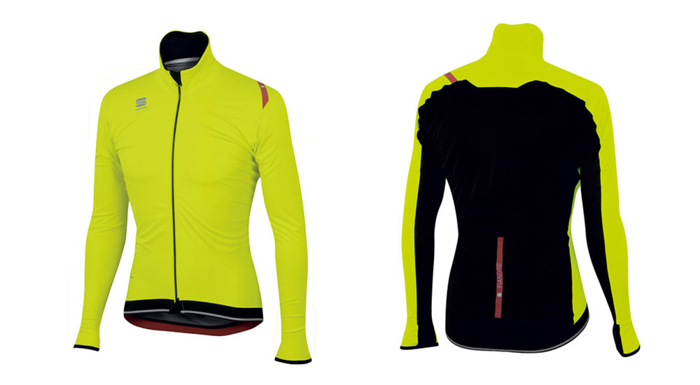 Nueva chaqueta de invierno Sportful Fiandre Ultimate WS