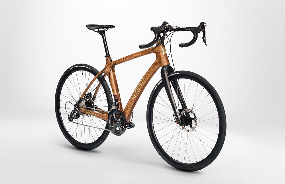 Glenmorangie y Renovo presentan la primera bicicleta fabricada con madera de barrica de whisky