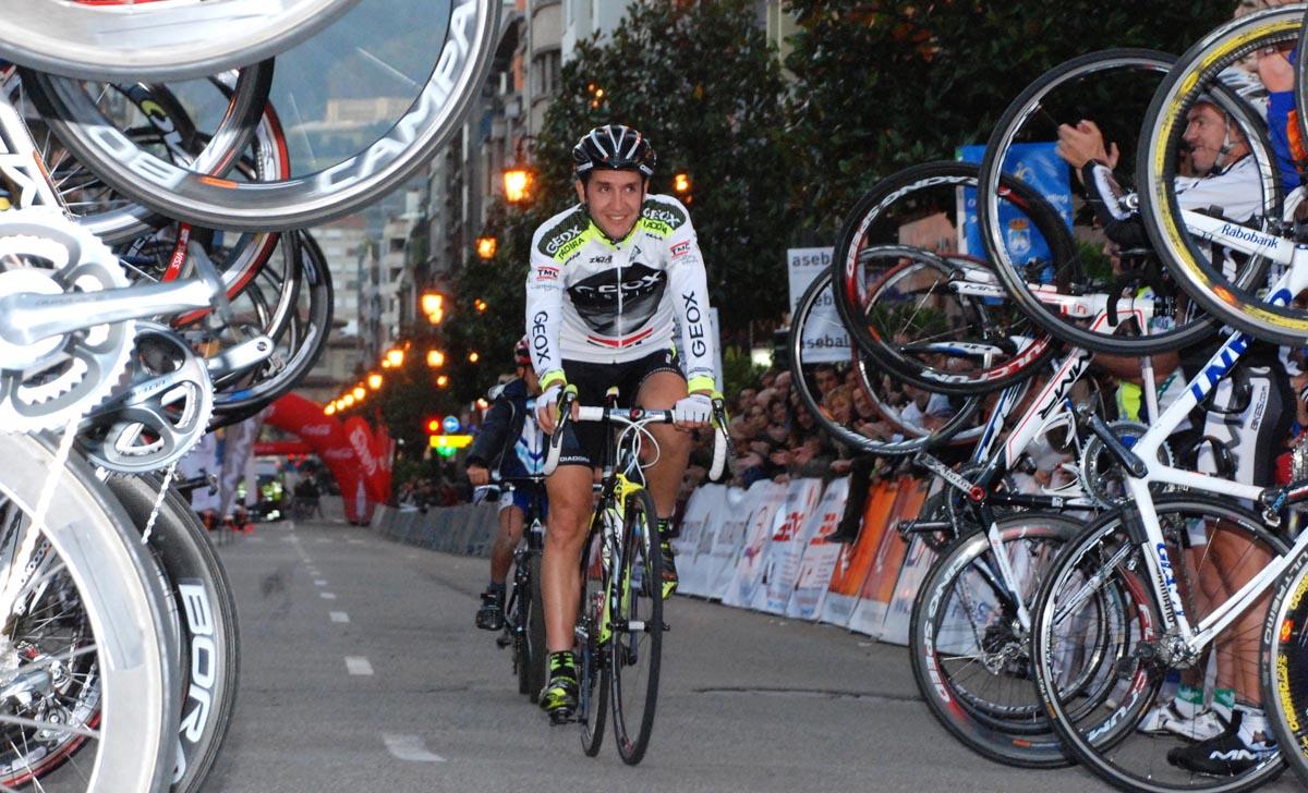 Sastre recibirá la insignia de oro de la Asociación de Exciclistas Profesionales del Principado de Asturias