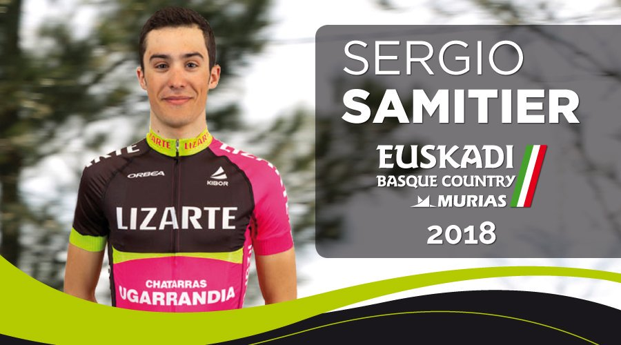 Sergio Samitier ficha por el Euskadi Basque Country – Murias Taldea