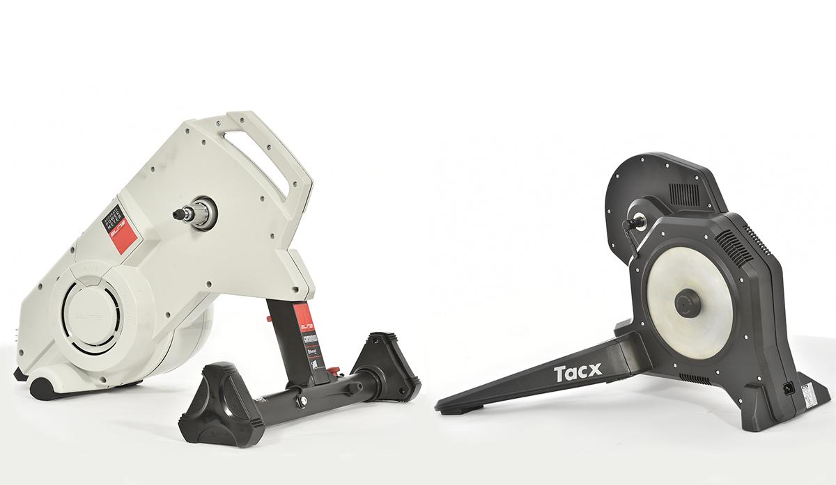 Prueba: rodillos Tacx Flux Smart y Elite Drivo