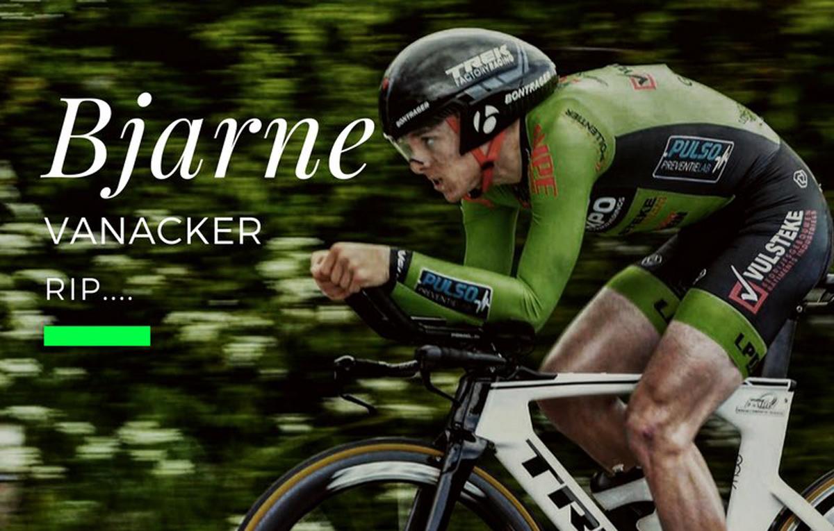Muere Bjarne Vanacker, joven talento belga