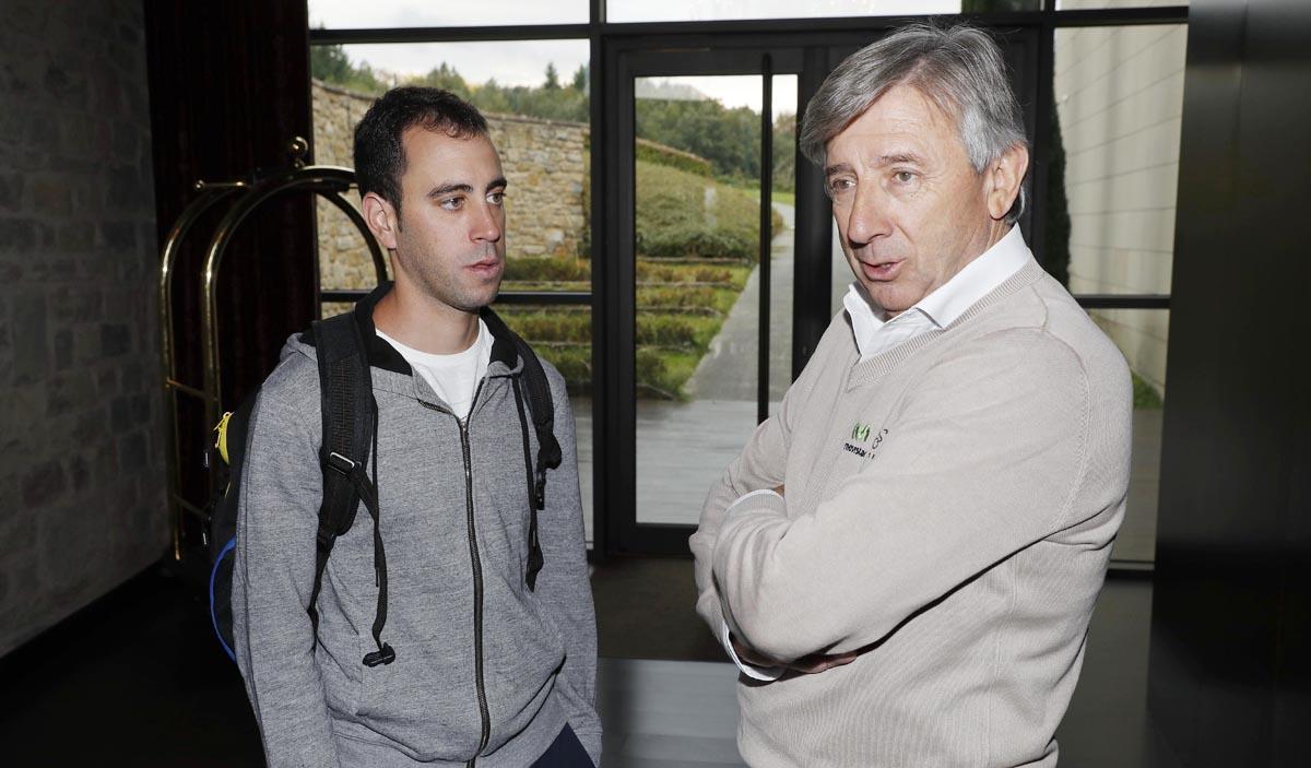 Eduardo Sepúlveda encuentra su casa en Movistar