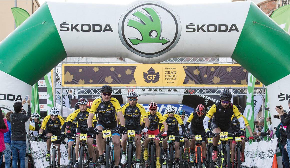 Ya está aquí el Cycling Campus by Škoda