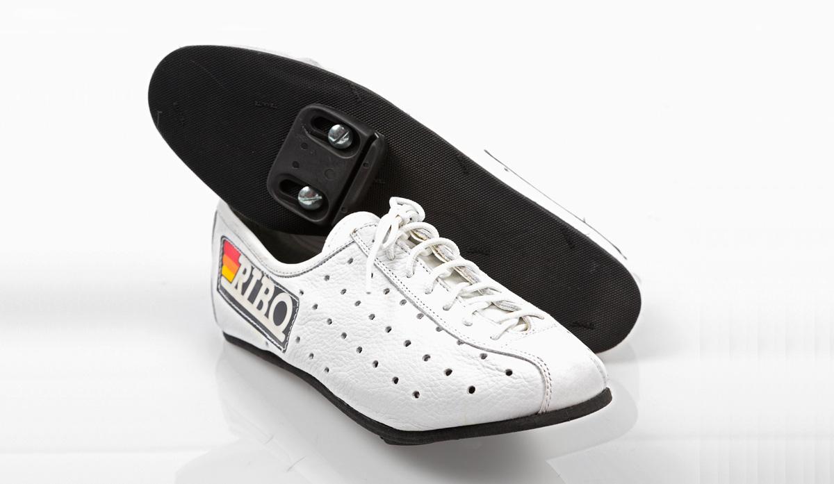 Zapatillas Ribó, para amantes del ciclismo retro