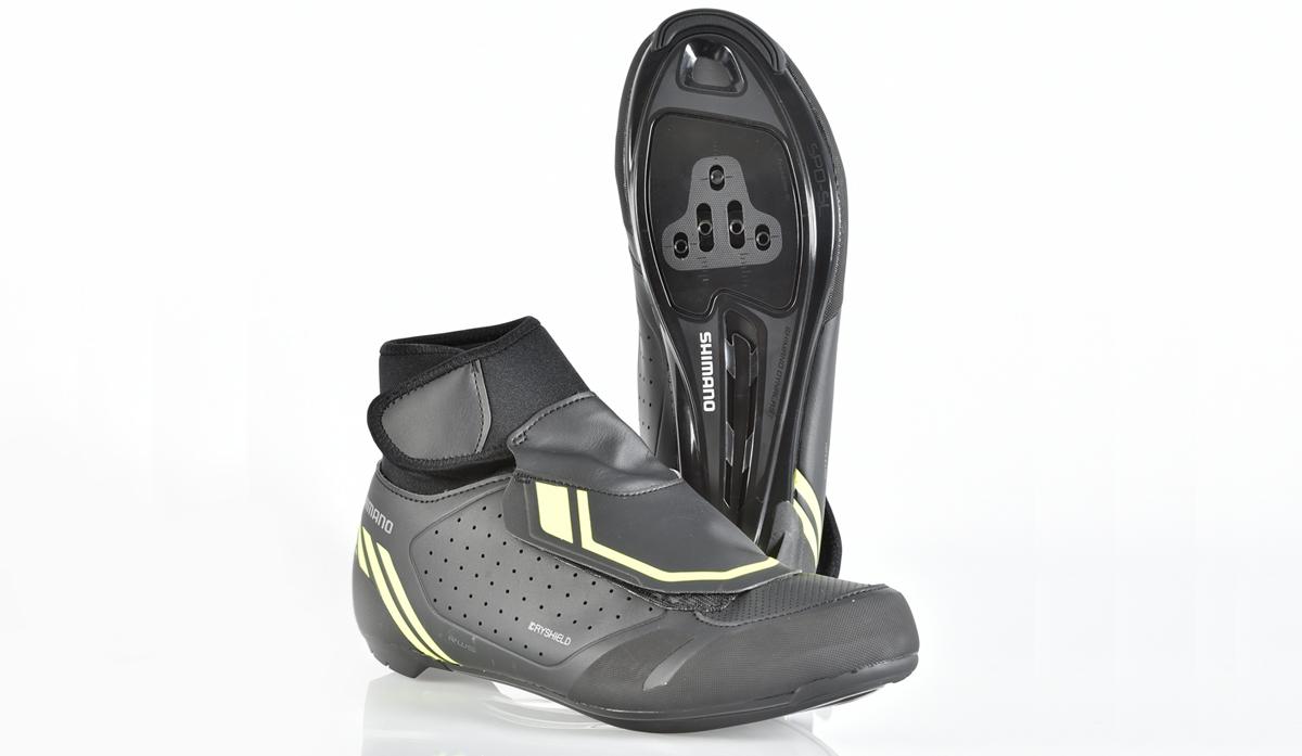 Zapatillas de invierno Shimano RW5 (prueba)