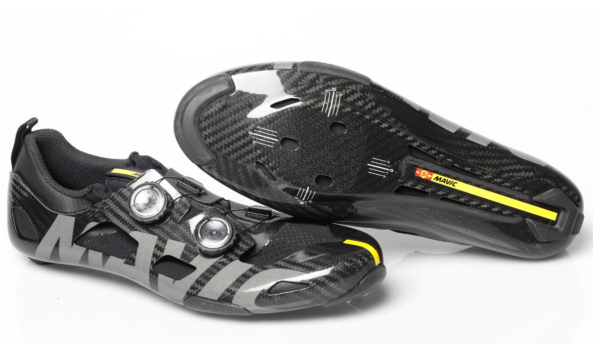 Zapatillas Mavic Comete Ultimate, máxima exclusividad (prueba)