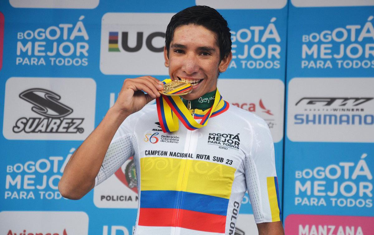 El campeón colombiano sub23 da positivo por EPO