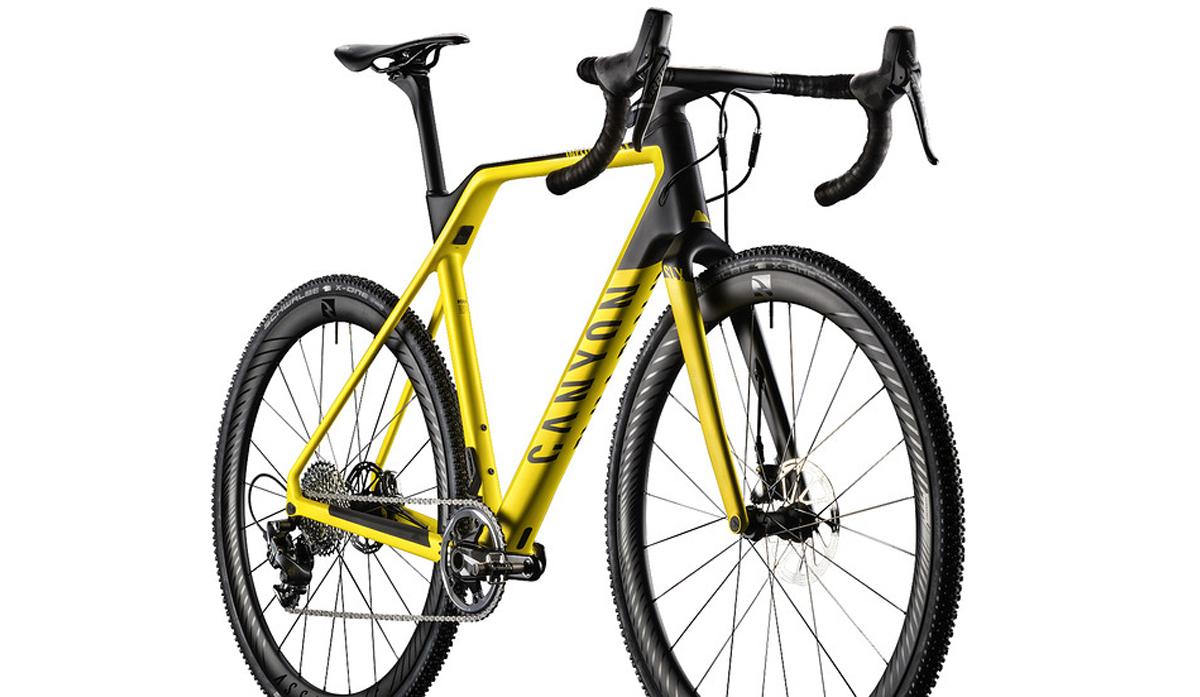 La nueva apuesta de Canyon para el ciclocross: Inflite CF SLX