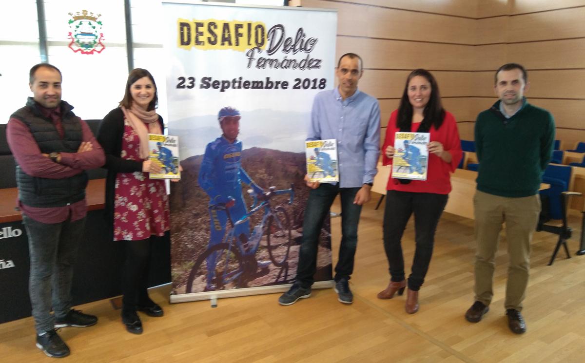El Desafío Delio Fernández 2018 ya tiene fecha: será el 23 de septiembre
