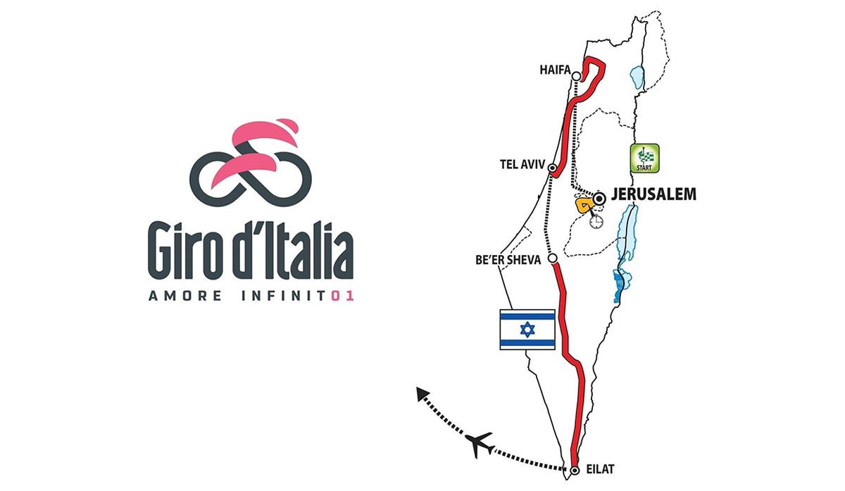 120 organizaciones defensoras de los derechos humanos piden que el Giro no salga de Israel