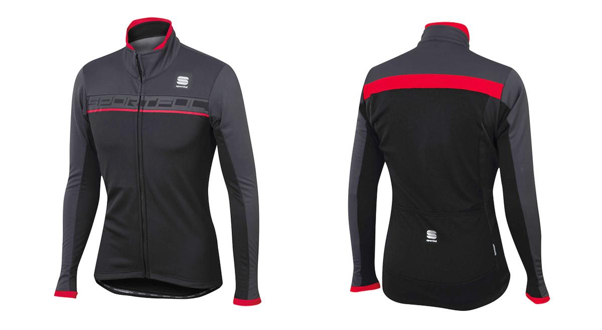 Nueva chaqueta Sportful Giro Softshell para pedalear en invierno