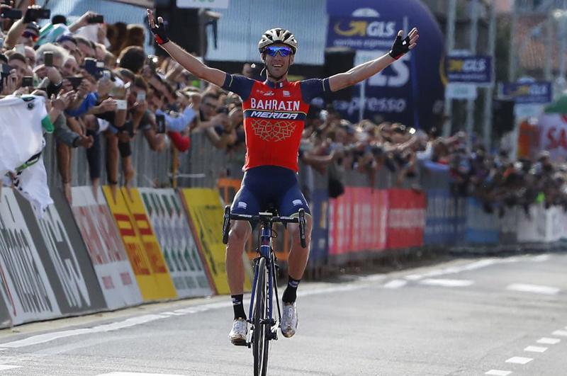 Nibali, Gaviria y Majka, estrellas de la Vuelta a San Juan 2018